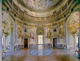 100 Villa Rotonda Palladio Capra La Tiepolos Paintings In The