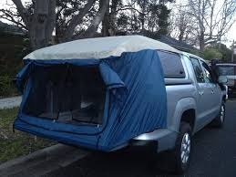 100 Tent For Back Of Truck MidSize