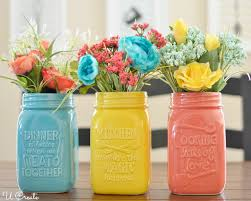 DIY Spring Floral Arrangements