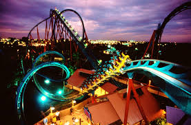 Where Fantasies Meet Thrills – Florida Theme Parks