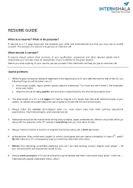 Internships Resumé Guide - Docsity Business Banking Officer Resume Templates At Purpose Of A Cover Letter Dos Donts Letters General How To Write Goal Statement For Work Resume What Is The Make Cover Page Bio Letter Format Ppt Writing Werpoint Presentation Free Download Quiz English Rsum Best Teatesimple Week 6 Portfolio 200914 Working In Profession Uws Studocu Fall2015unrgraduateresumeguide Questrom World Sample Rumes Free Tips Business Communications Pdf Download