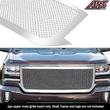 For 2016-2018 Chevy Silverado 1500 Main Upper Stainless Billet ... Super Duty Ford F250 F350 Front Bed Static Strips We Sell Truck Beds 727 Parts On Twitter Driver Quired At Our New Basildon Trailer Automotive Fasteners Hub Bolts Multispares Used Phoenix Just And Van Tiger Trailers Specialist Spares Kincrome Tool Bag 42 Pocket 320mm Service 5e Gilles Album Google Toms Center Dealer In Santa Ana Ca Custom Accsories Tufftruckpartscom