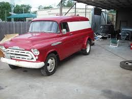 1957 Chevy Panel Truck - Dually? - Chevy Message Forum - Restoration ...