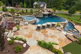 Infinity Edge Pool With Sun Ledge, Grotto, Waterfall And Floating ... Stunning Cave Pool Grotto Design Ideas Youtube Backyard Designs With Slides Drhouse My New Waterfall And Grotto Getting Grounded Charlotte Waterfalls Water Grottos In Nc About Pools Swimming Latest Modern House That Best 20 On Pinterest Showroom Katy Builder Houston Lagoon By Lucas Lagoons Style Custom With Natural Stone Polynesian Photo Gallery Oasis Faux Rock 40 Slide