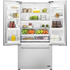 Counter Depth Refrigerator Width 30 by French Door Refrigerators Pacific Sales