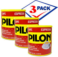 Pilon Coffee Extra Large 36 Onz Can Pack Of 3