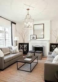 einrichtungsideen fürs wohnzimmer schlichte und elegante