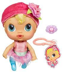 Amazon Baby Alive Crib Life Fashion Play Doll Sarina Cutie