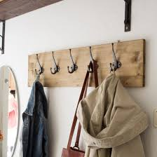 TumblrShare On Email DIY Coat Rack