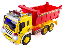 Friction Powered Dump Truck Toy With Lights And Sound For Kids ... Bruder Mack Granite Dump Truck With Snow Plow Blade Toy Store Cat Tough Tracks Kmart Amazoncom Green Toys Games Amishmade Wooden Nontoxic Finish New Hess And Loader For 2017 Is Here Toyqueencom Sizzlin Cool Big Beach Color Styles May Vary Works Iveco Long Haul Trucker Newray Ca Inc Tonka Town 1500 Hamleys Vintage 1950s Mic Smith Miller Pressed Steel Yellow Hydraulic Daesung Max Dump Truck Model Flywheel 33 X 13 15