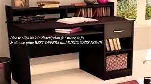 Bush Vantage Corner Desk Pure White by Rated 1 South Shore Axess Collection Desk Review South Shore