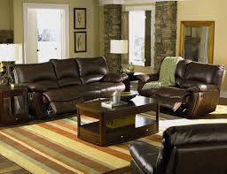 Brown Leather Couch Decor by Living Room Decorating Ideas With Brown Leather Furniture