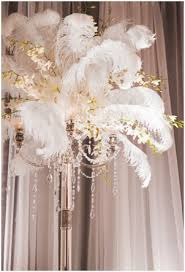 1920s decoration ostrich feathers Feathers and dangles what