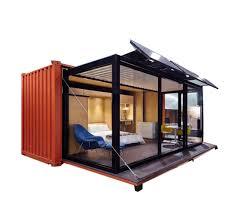 100 Container Shipping House Hot Item Custom Design Poland Prefab