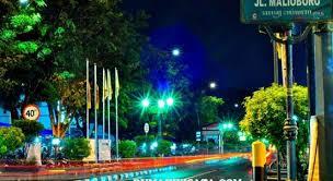 Malioboro Jogja Icon Dan Simbol Wisata Yogyakarta