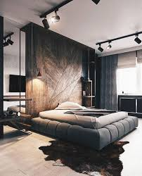 originelle raumgestaltung idee für luxus schlafzimmer in