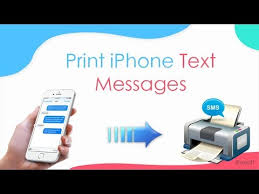 How To Print Text Messages Your iPhone 8 Plus 7s Plus 6s Plus