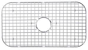 artisan manufacturing stainless steel sink grid model bg26s