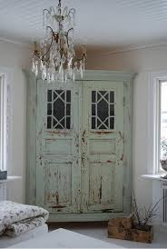 4 Custom Corner Wardrobe Made From Distressed Doors