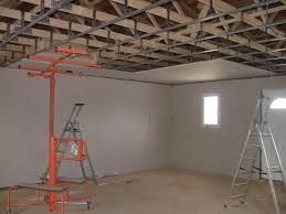 pose rail placo plafond pose placo plafond sur rail plafond placo ba premire pose