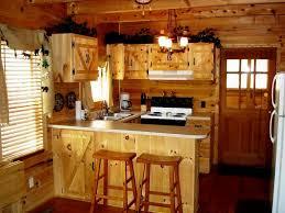 Log Cabin Kitchen Backsplash Ideas by Kitchen Cabinets Ideas Diy Video And Photos Madlonsbigbear Com