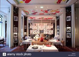 100 Philippe Starck Hotel Paris The Restaurant La Cuisine Designed By In Le