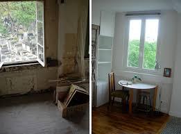 HiP Paris Blog Apartment Makeover Before After In Ericas Montmartre Studio