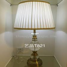 Crystal Table Lamps For Bedroom by European Style Living Room Lamp K9 Crystal Lamp Bedroom Luxury