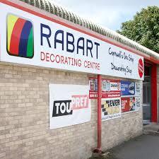 Rabart Redruth Paint Decorating SuppliesCornwall