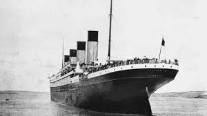 tweeting the titanic tragedy in real time as if on board the ship