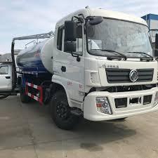 China 6cbm 8cbm 10cbm Fecal Suction Truck Septic Tank Septic Truck ...