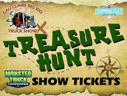 Treasure Hunt! | Eau Claire Big Rig Truck Show 2012 Winners Eau Claire Big Rig Truck Show 2013 Youtube 2015 Light Parade 2016 Hlights Platinumsponsorbanner48 Movin Out The Tasure Hunt Fun With Rigs Truck Show Moves To Chippewa Falls 18th Annual Richard Crane Memorial And Light Parade Maxresdefaultjpg 19181083 Pickup Pinterest