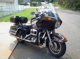 Running Panhead 1960 Harley Davidson FLH