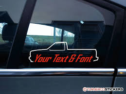 100 Redneck Truck Stickers For S
