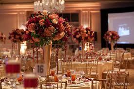 Our Grand Centerpieces Included Beautiful Floral Arrangements With A Mix Of Bold And Rustic Flowers The Decor Was Masterfully Captured By Lens Freed