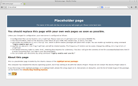 Install Lamp Ubuntu 1404 by Installing Llmp Linux Lighttpd Mariadb Php5 Phpmyadmin In
