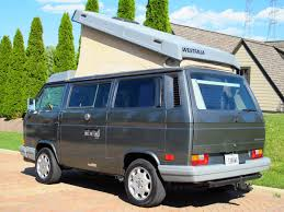 100 Cleveland Craigslist Cars And Trucks By Owner Feature Listing 1989 Volkswagen Vanagon Westfalia German For
