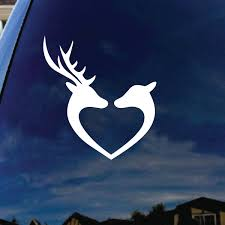 Deer Hearts Love Car Window Vinyl Decal Sticker At Superb Graphics We Specialize In Custom Decalsgraphics And Deer Decal Fish Duck Monogram Car Truck Amazoncom Show Me Your Rack Archery Hunting Bowhunting Mathews Logo With Whitetail White Duck Fish Logos Kc Vinyl Decals Signs Banners Bow Lve Family Hoof Print Etsy For Bigbucklife Back Window Inspirational Fresh Browning Pictures Free Download Best
