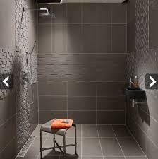 salle de bain a l italienne carrelage gris pour italienne d une salle de bain