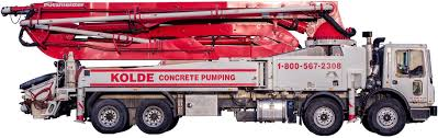 100 Concrete Truck Dimensions Pumping Services Kolde Construction Inc