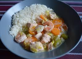 cuisiner avec ce que l on a dans le frigo waterzoï de poissons recette au cookeo les gourmandises de lilie