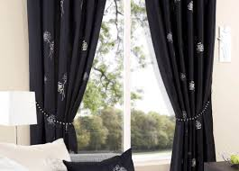 Modern Curtains For Living Room Uk by Curtains Ideal Black And White Curtains For Living Room