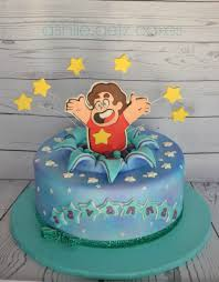 Cake Decoration Ideas With Gems by Steven Universe Cake Birthday Cakeideas For Friends Pinterest