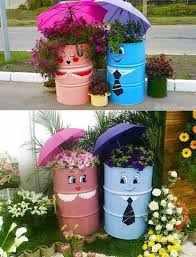 10 Awesome Ideas for your Garden Creative DIY Ideas decorate with