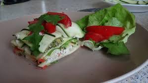cuisine crue recette de lasagnes végétalienne sans cuisson recette vegan crue