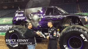 100 Mohawk Warrior Monster Truck The New 93Q We Talked To Bryce Kenny