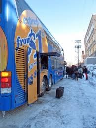 megabus bundle up and wait but price is right