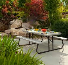 Best Picnic Tables For Summer Fun   GardensAll Summer Backyard Pnic 13 Free Table Plans In All Shapes And Sizes Prairie Style Pnic Outdoor Tables Pinterest Pnics Style Stock Photo Picture And Royalty Best Of Patio Bench Set Y6s4r Formabuonacom Octagon Simple Itructions Design Easy Ikkhanme Umbrella Home Ideas Collection We Go On Stock Image Image Of Benches Family 3049 Backyards Ergonomic With Ice Eliminate Mosquitoes In Your Before Lawn Doctor