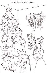 Big Christmas Tree Coloring Pages Printable by 110 Best Coloring Pages For The Girls Images On Pinterest Disney