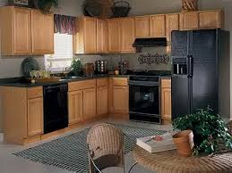 Oak Kitchen Cabinets Cheap Bathroom Accessories Charming At Decorating Ideas